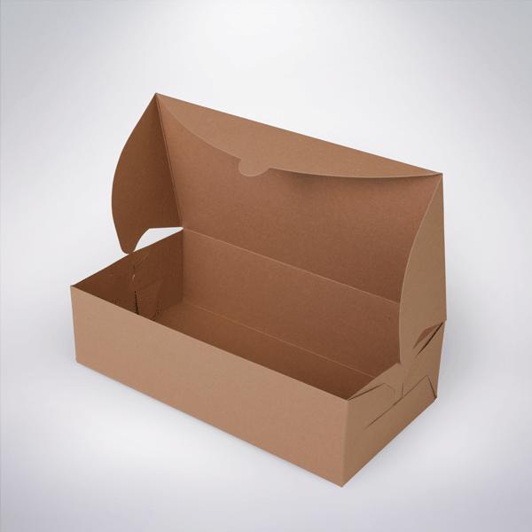 Krabica na zákusky 250x130x70