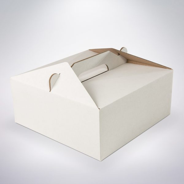 Cukrárska krabica 190x190x80
