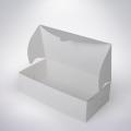 Krabica na zákusky 250x130x70 biela